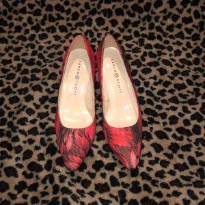 9137452a64f Karen Scott Shoes | Women Mule Size 8m Brown Slide Heels | Poshmark